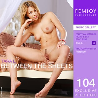Between The Sheets : Karin P from FemJoy, 20 Aug 2014