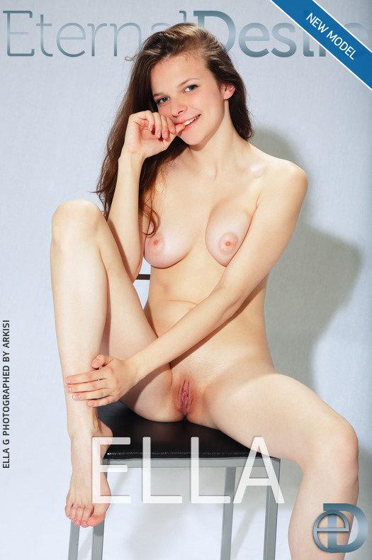 Ella white nackt
