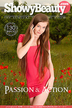 Passion and Action : Emily Bloom from Showy Beauty, 06 Aug 2013