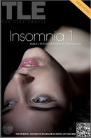 Insomnia 1 : Emily J from The Life Erotic, 31 Mar 2012