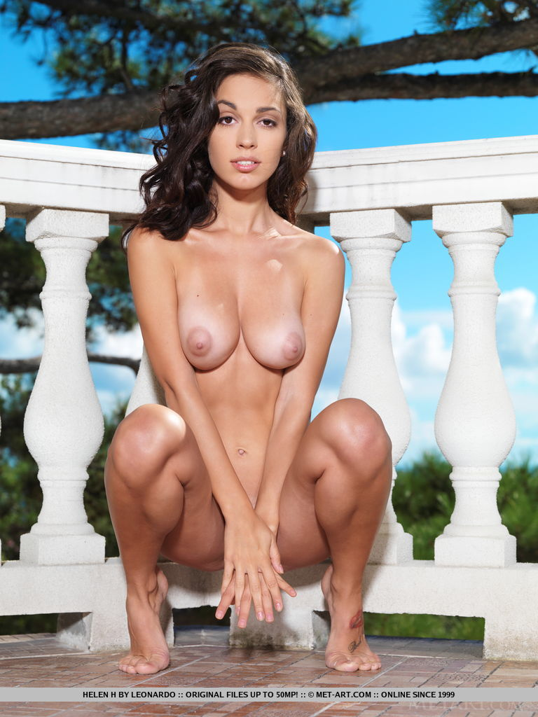 Beautiful nude helen #7