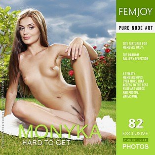 Hard To Get : Evilina A from FemJoy, 17 Sep 2012