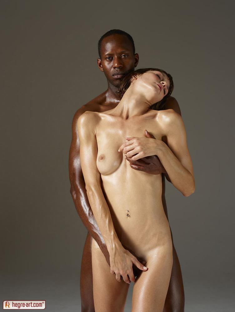 interracial nude modeling - Body ...