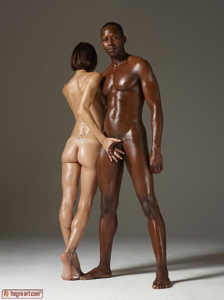 Hegre Art Black Man