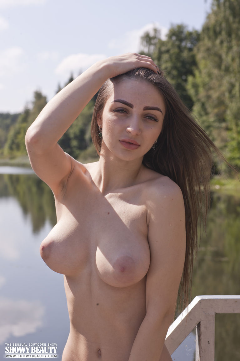 Atk natural and hairy blonde