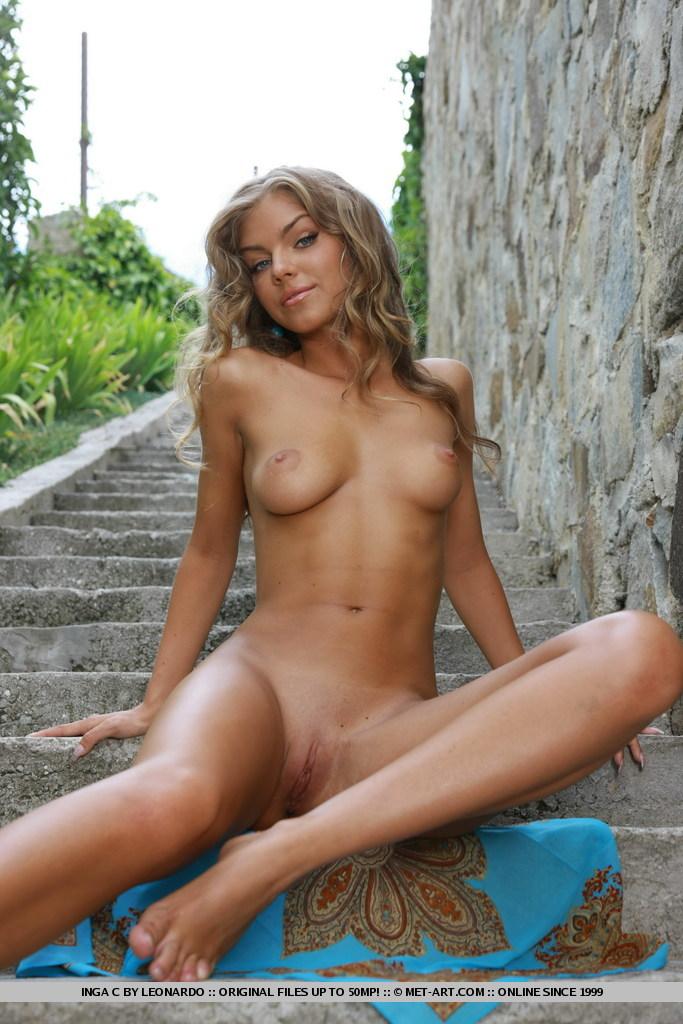 Inga C In Exotic By Met-Art 18 Nude Photos Nude Galleries-4244