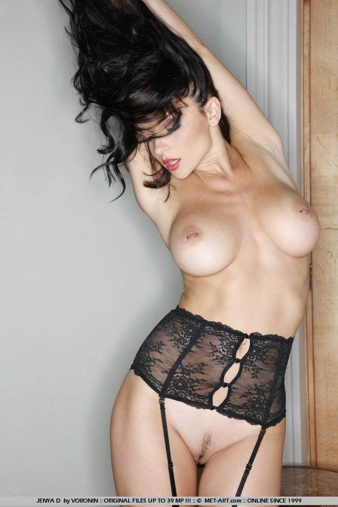 Charm naked