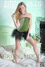 Green Mood : Kisa from Amour Angels, 08 Apr 2013