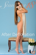 After Defloration : Kristel A from Stunning18, 22 Mar 2016