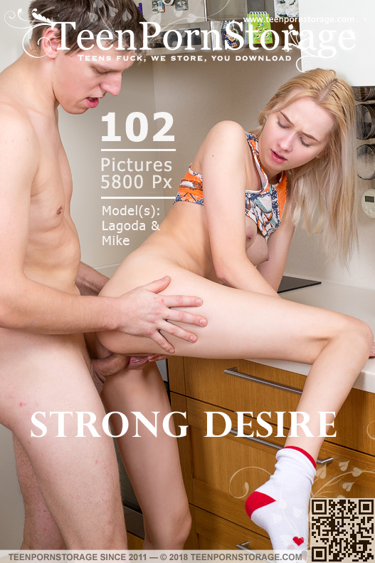 Lagoda In Strong Desire By Teen Porn Storage 21 Nude -5097