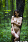 Bare Russian Woods: Lara Maiser #12 of 15