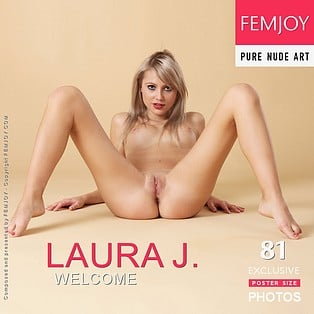 Welcome : Laura J from FemJoy, 06 Oct 2012