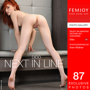 Next In Line : Lenai from FemJoy, 16 Sep 2014