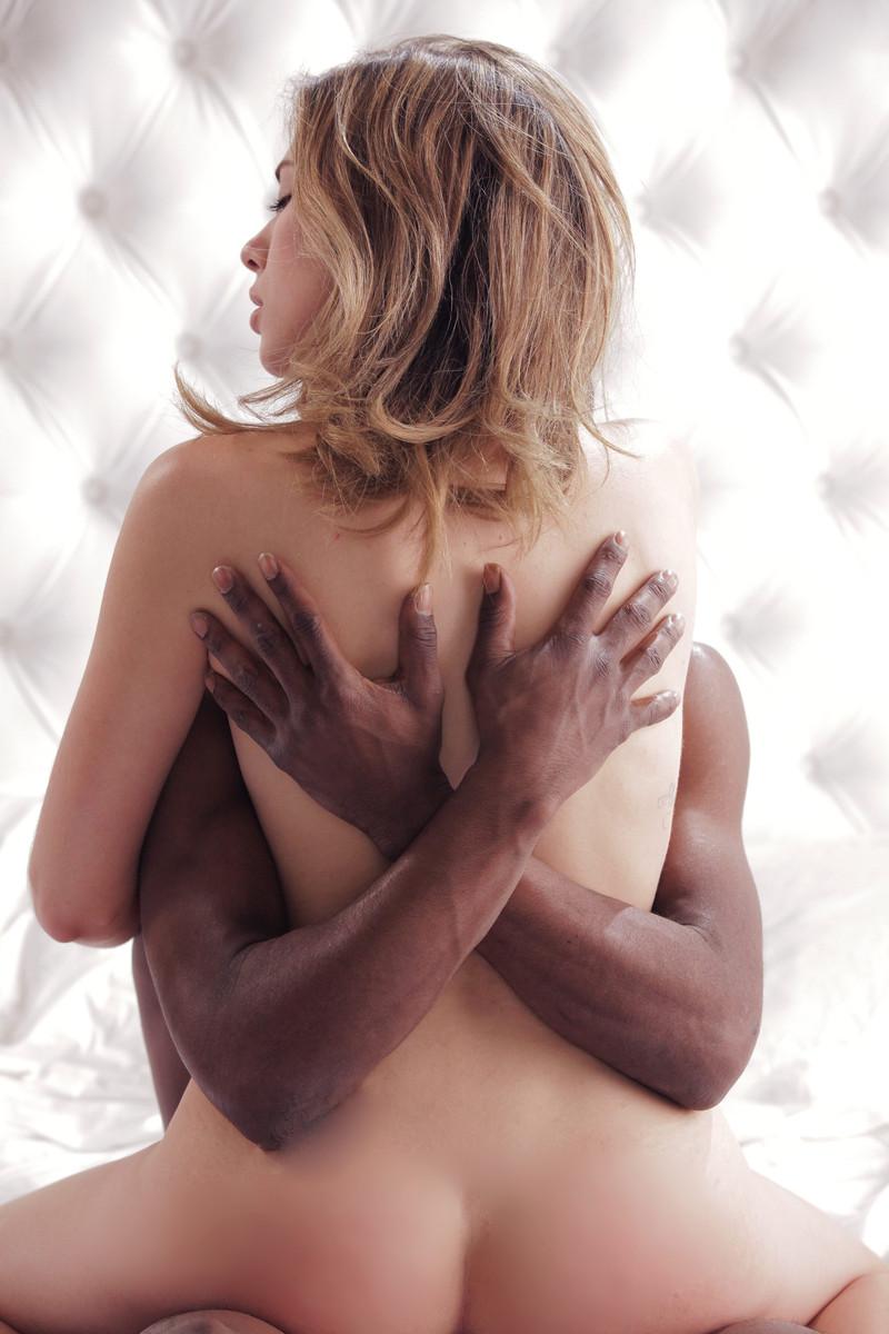 Ebony μαύρο λεία σεξ