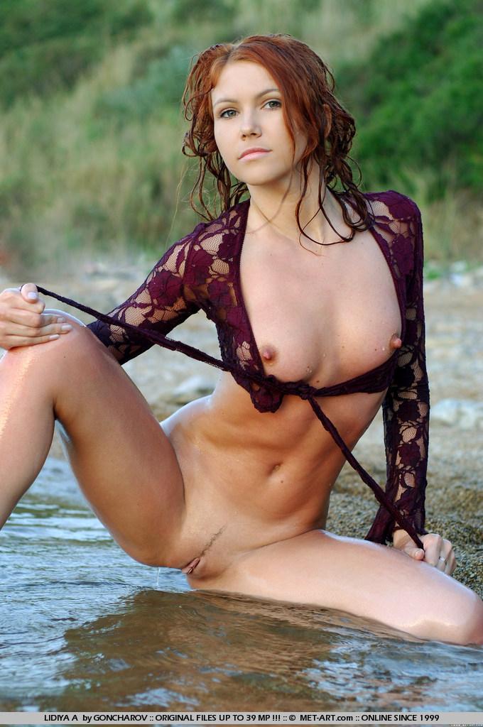 Nude indian women in beaches