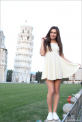 Postcard from Pisa: Mila #4 of 13