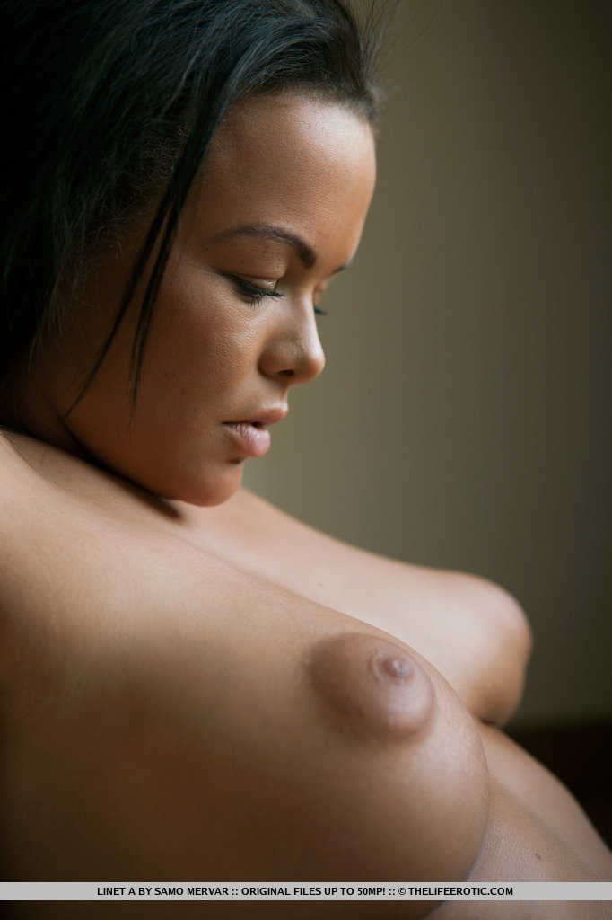 Naked brown girl boobs naked