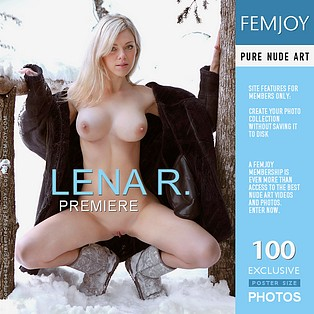 Premiere : Lola A from FemJoy, 01 Mar 2012