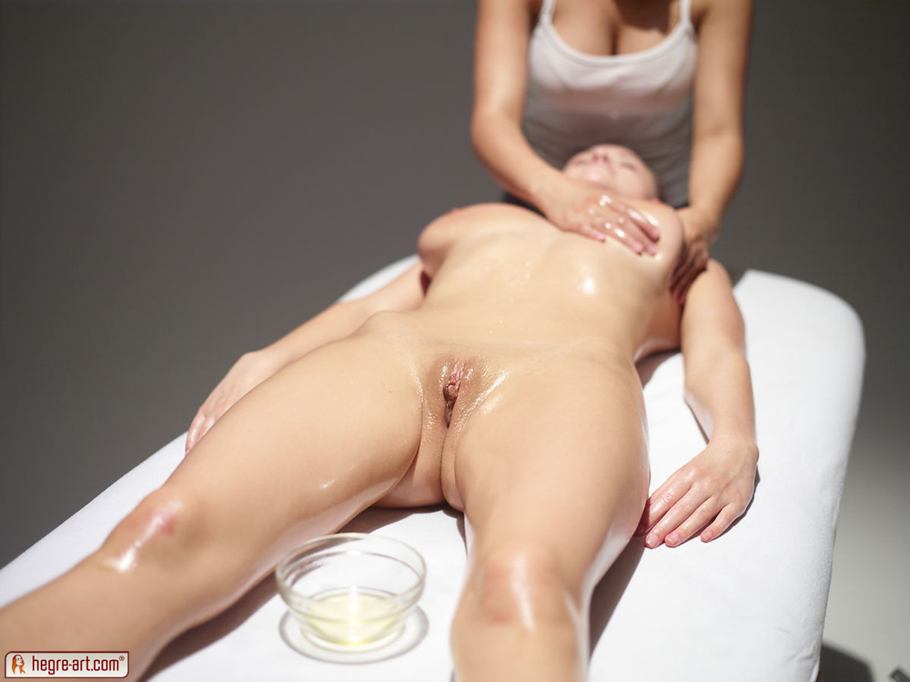 Эротический массаж партнерский