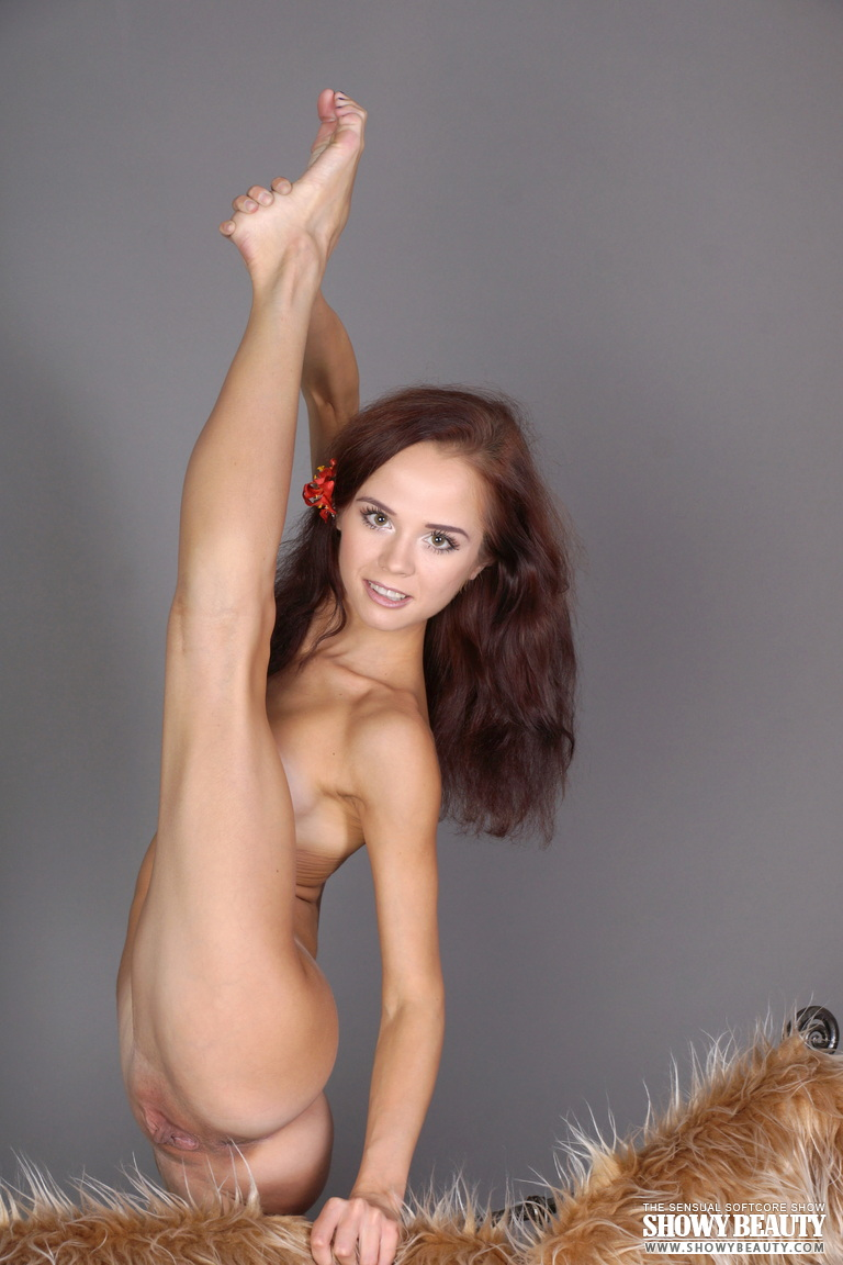Flexible girls porno