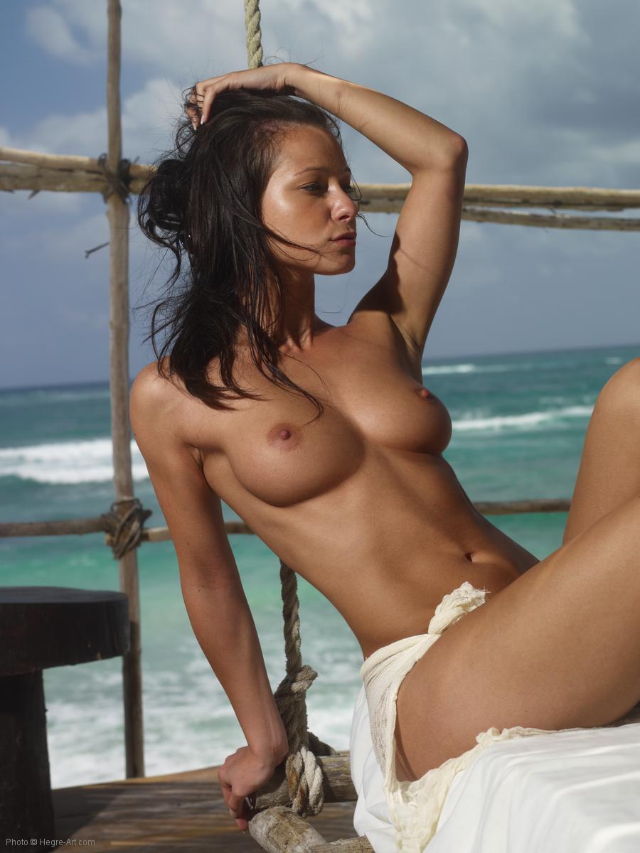 Topless beach mexico-8663