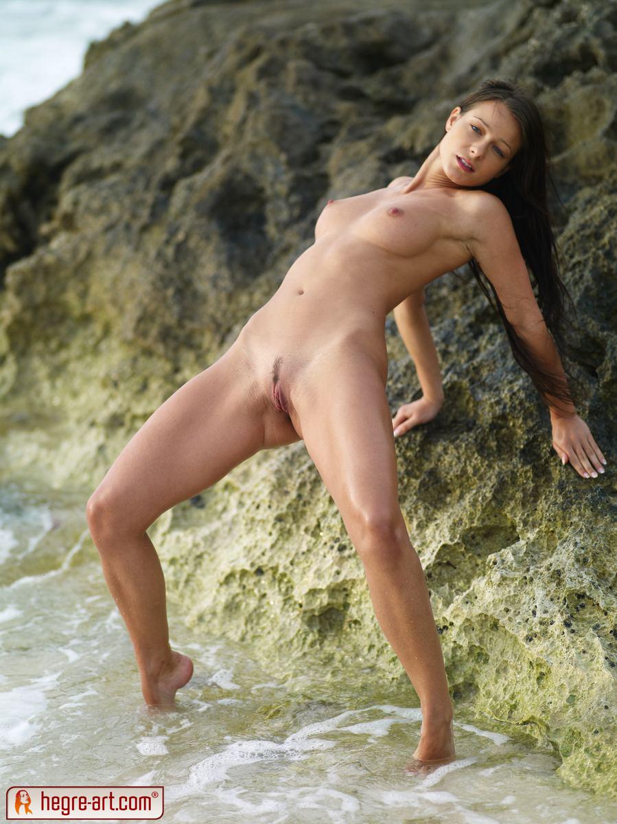 Melissa nude beach