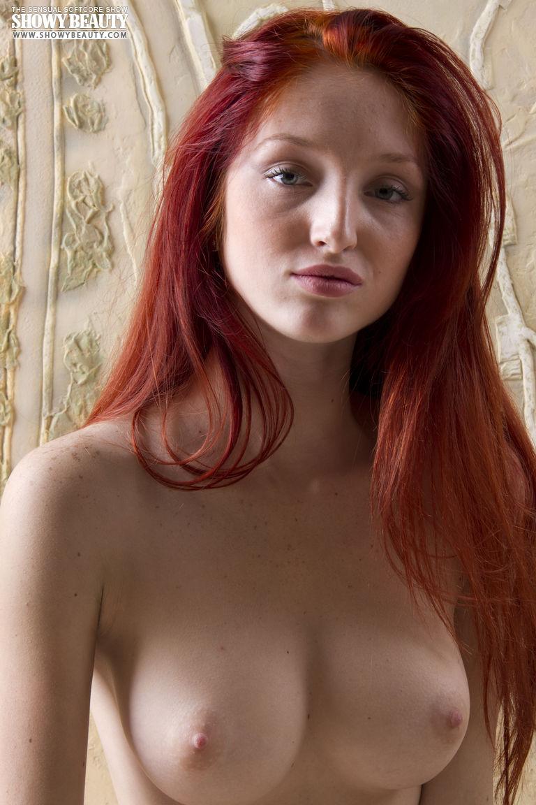 Girls redhead perfect nude