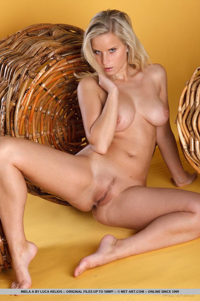 Nude met art czech 4