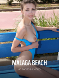 Malaga beach : Milla from Watch 4 Beauty, 08 Jul 2017