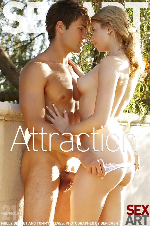 Molly Bennet in Attraction by Sex Art (13 nude photos ...
