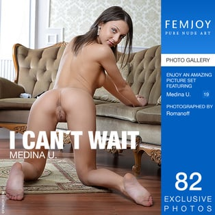 I Can?t Wait : Nensi B from FemJoy, 28 Sep 2014