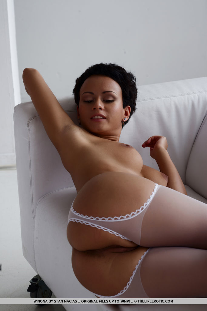Pammie Lee in With a View by The Life Erotic (17 nude ...