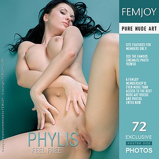 Feel Free : Phylis from FemJoy, 21 Nov 2009