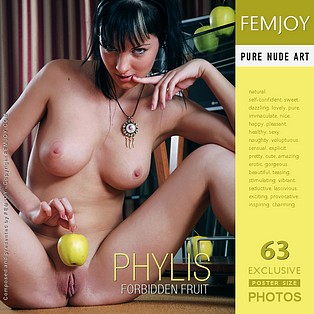 Forbidden Fruit : Phylis from FemJoy, 14 Aug 2007