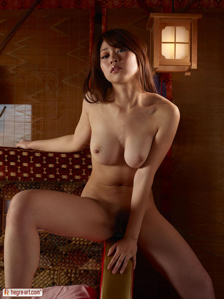Geisha Fille Nue