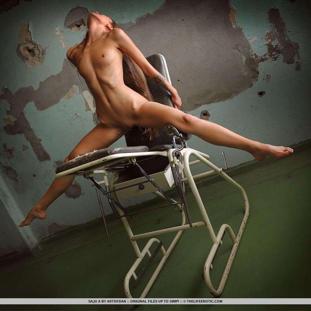 Wheel chair sex-8808