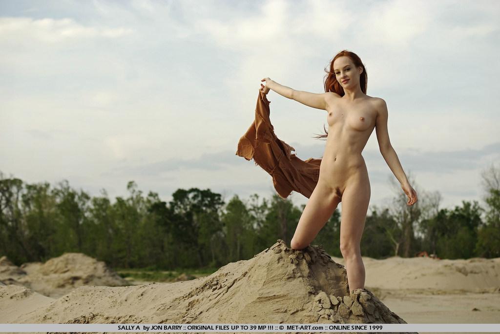 Sally naked