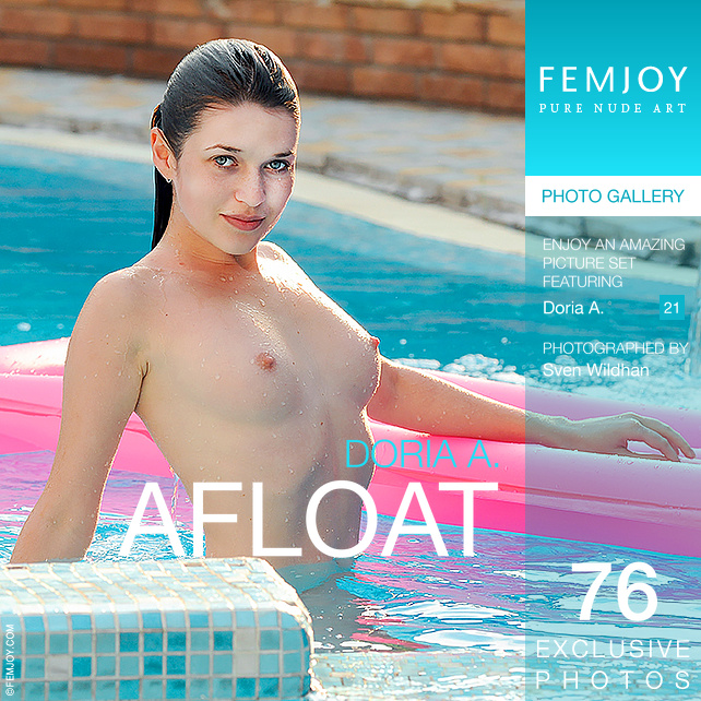 Afloat : Serena Wood from  FemJoy