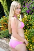 Outdoor voyeur : Stacie Jaxxx from Nubiles, 24 Jan 2013