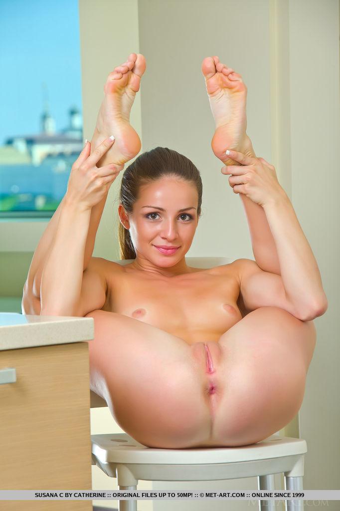 Susana C In Leggur By Met-Art 19 Nude Photos Nude Galleries-5025