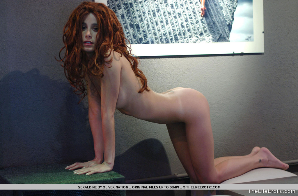 Teen with geraldine nude girls one