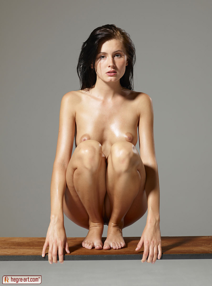 Nude female photo shoots words