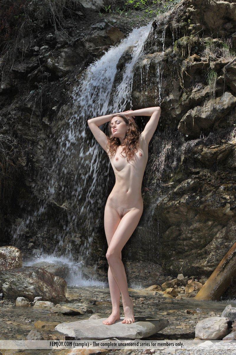 Waterfall Nude 65