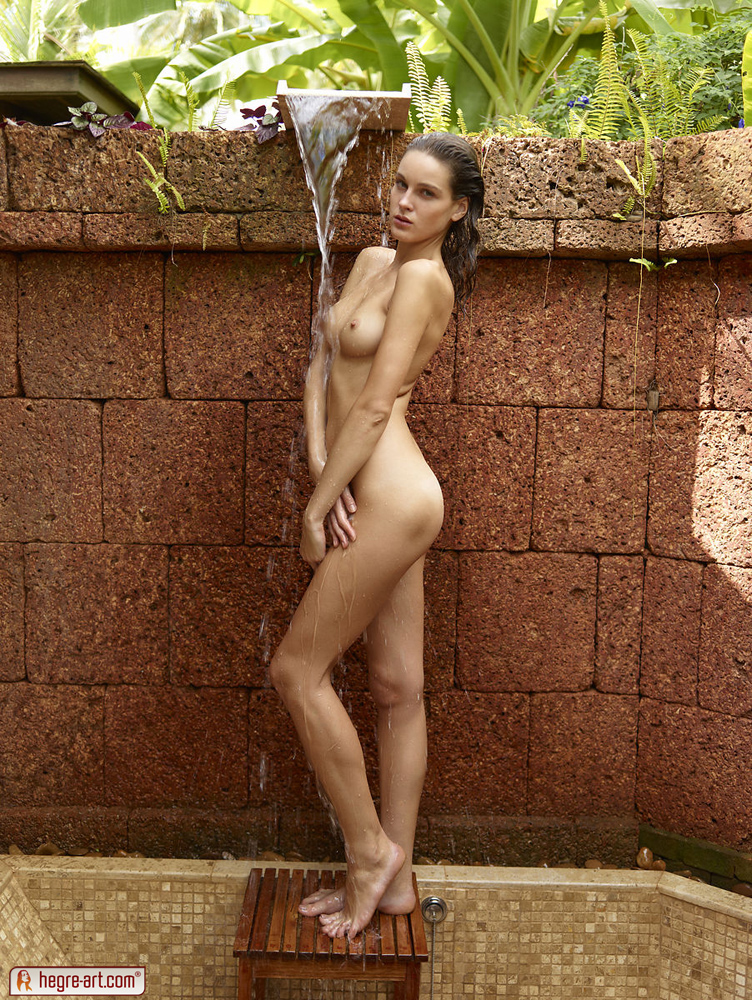 Gym gif emma watson in the shower naked hot